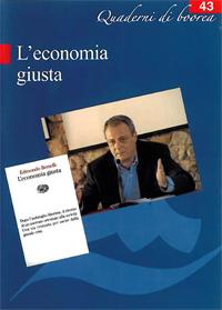 Quaderno n. 43 - L'economia giusta
