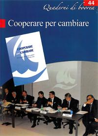 Quaderno n. 44 - Cooperare per cambiare
