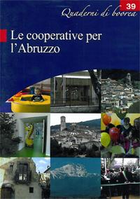 Quaderno n. 39 - Le Cooperative per l'Abruzzo