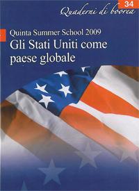 Quaderno n. 34 - Gli Stati Uniti come Paese Globale
