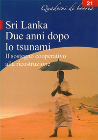 Quaderno n. 21 - Sri Lanka Due anni dopo lo tsunami